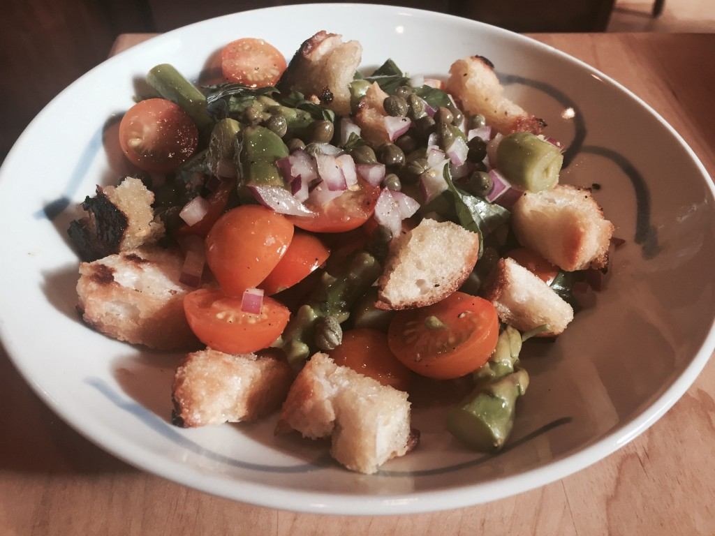 Panzanella - The summer of salads